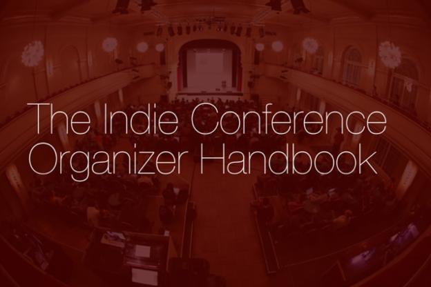 indie conf handbook